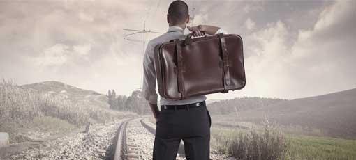Steuerberater Karriere - Steuerberater geht auf Reise