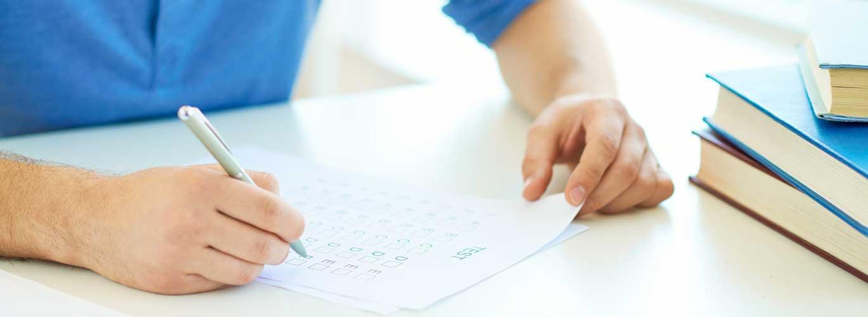 Steuerberater Prüfung - schriftliche Prüfung